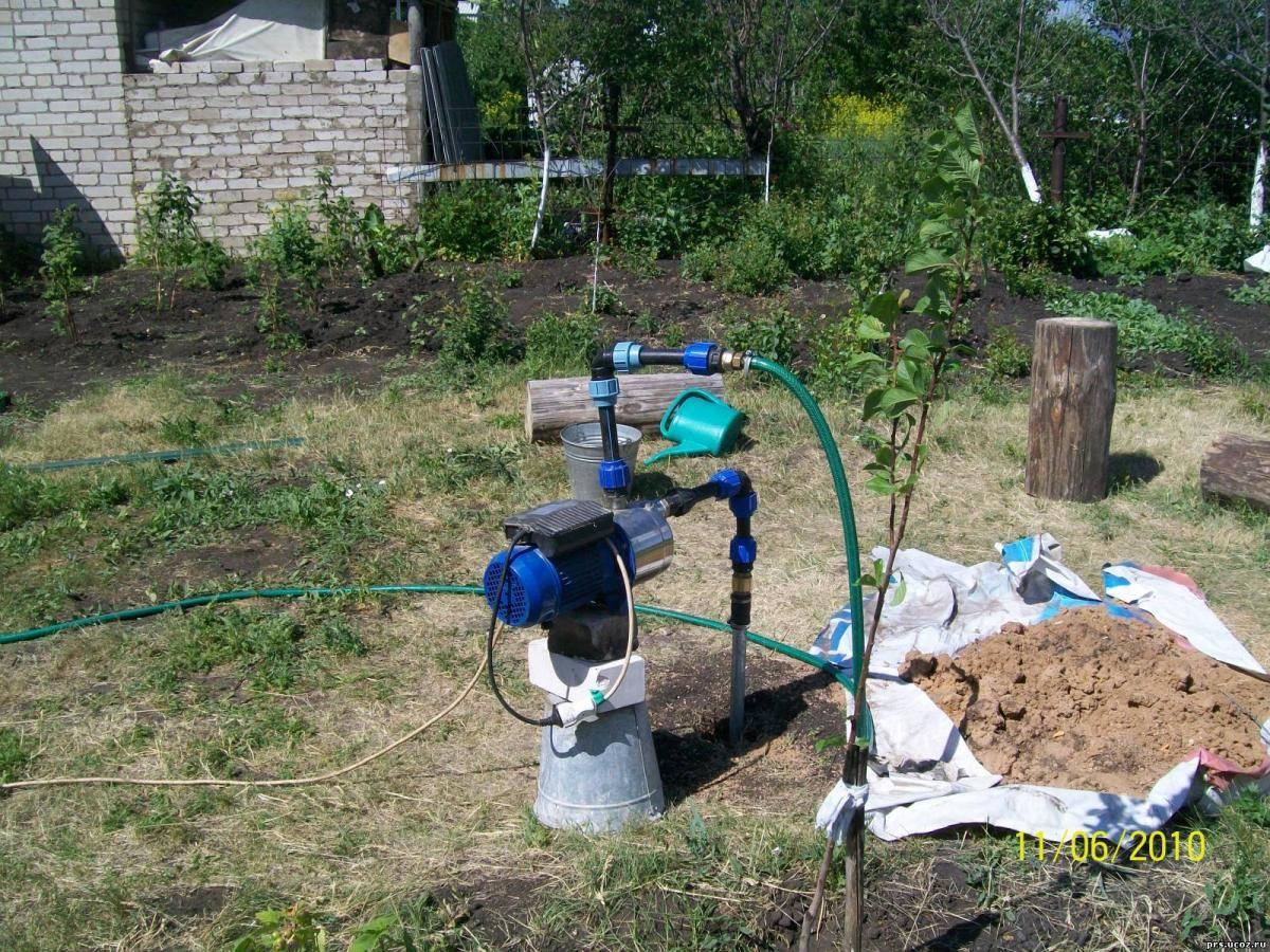 Очистка воды от железа и марганца
