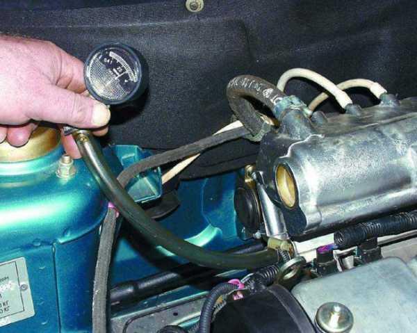Обратный клапан автомобильный