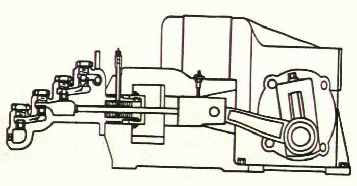 Плунжерный насос устройство и принцип действия