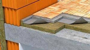 Шумоизоляция между этажами в деревянном доме