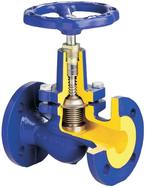 Что такое запорная арматура трубопроводов