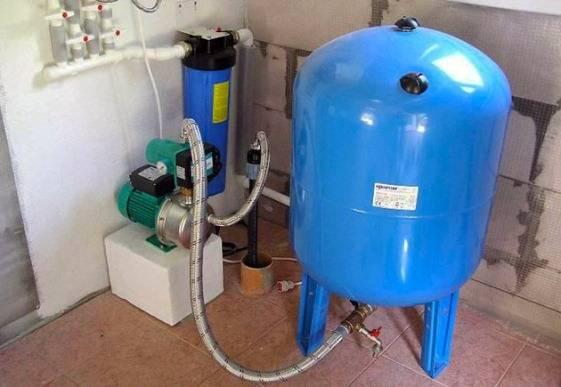 Подпитка системы отопления из водопровода