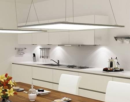 Какую площадь освещает светодиодный светильник