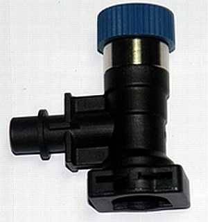 Клапан подпитки системы отопления