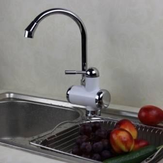 Смеситель проточный водонагреватель электрический