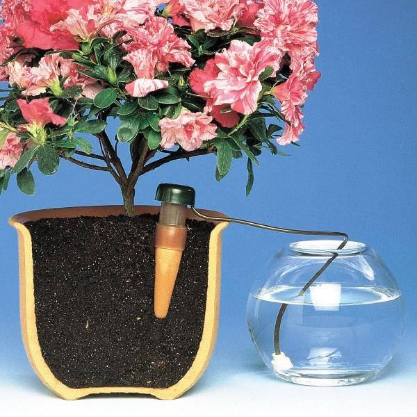 Насос для полива газона