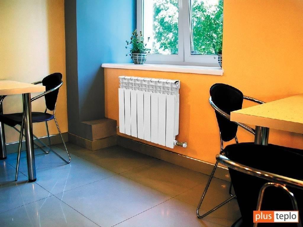 Чем отличаются биметаллические радиаторы от алюминиевых