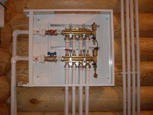 Коллектор для водопровода