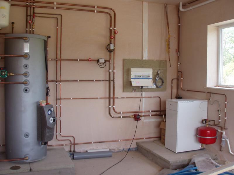 Открытая или закрытая система отопления