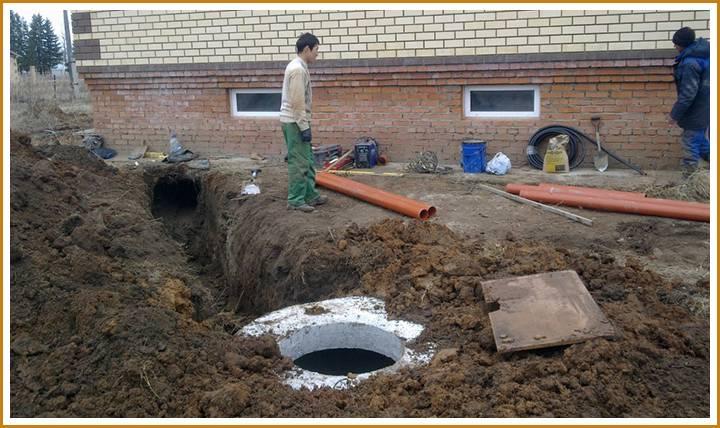 Как правильно проложить канализацию в частном доме