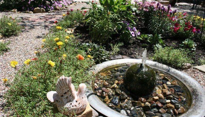 Устройство фонтана своими руками