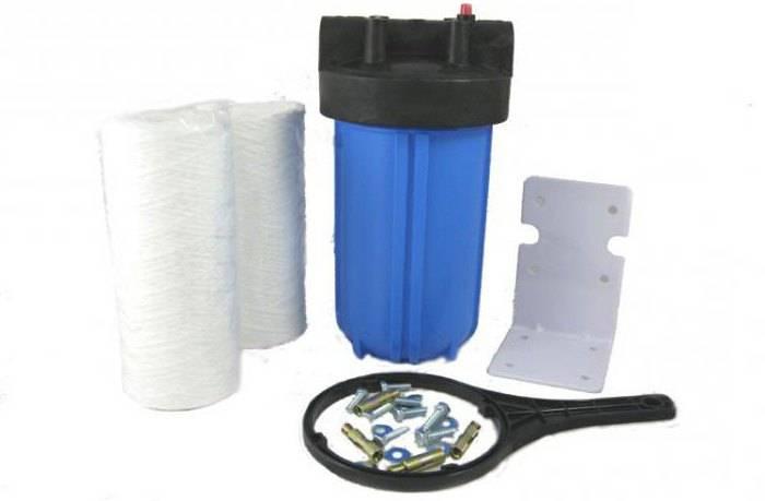 Установка для фильтрации воды
