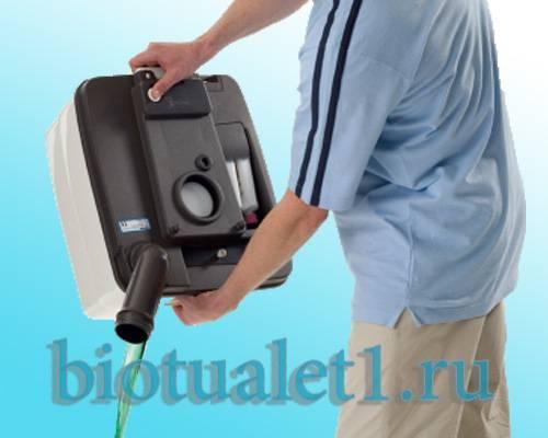 Наполнитель для биотуалета домашнего
