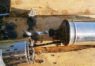 Винтовой насос для скважины
