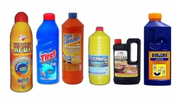 Как унитаз почистить от засора