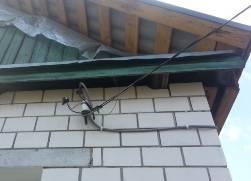 Как сделать ввод электричества в дом