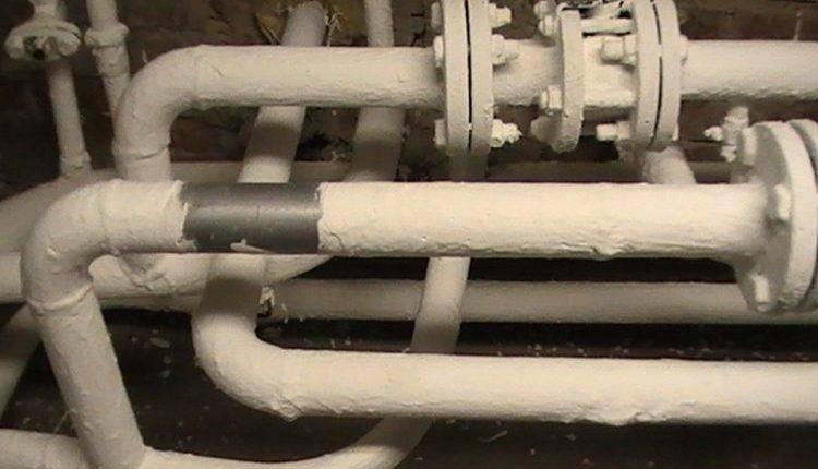 Изоляция труб отопления