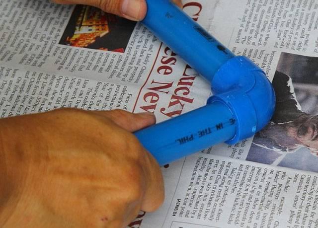 Пайка полипропиленовых труб без паяльника