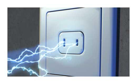 Виды поражения электрическим током человека