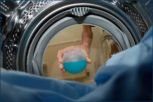 Как убрать тухлый запах из стиральной машины