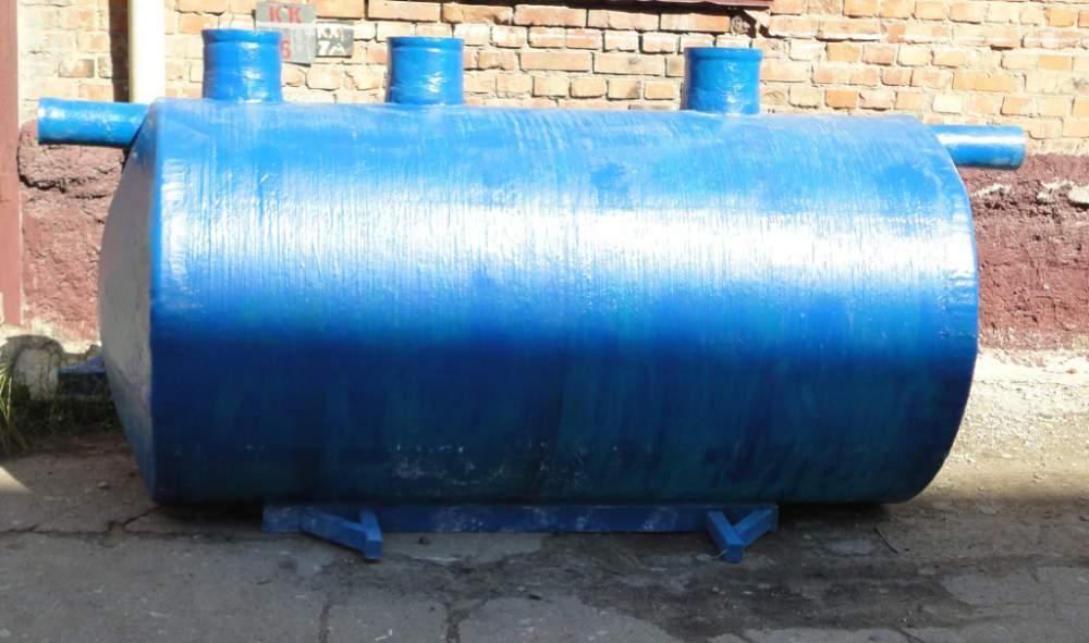 Подземные емкости для канализации