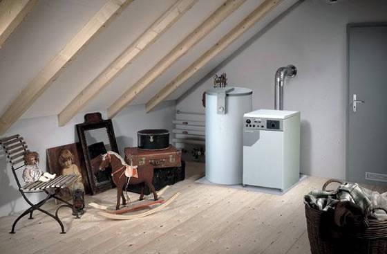 Как установить напольный газовый котел в доме