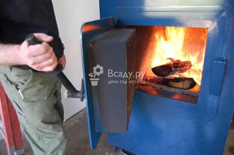 Отопление на дачу оптимальный вариант