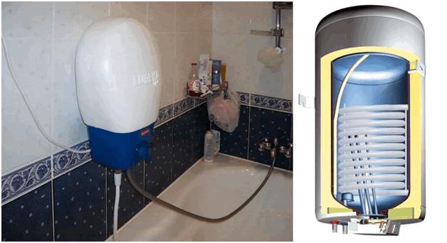 Обогреватель для воды электрический для дома