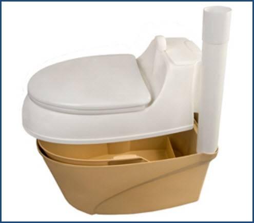 Торфяной туалет питеко