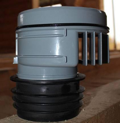 Клапан вакуумный канализационный