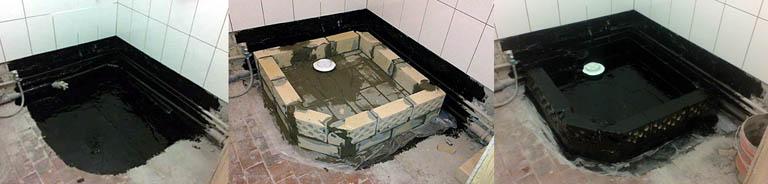 Самодельный душ в квартире