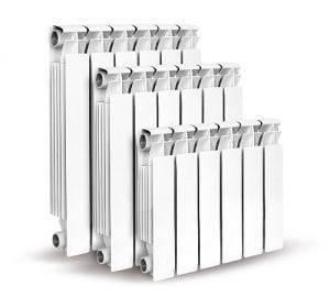 Объем радиатора отопления