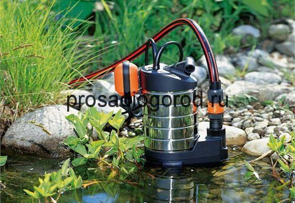 Насос для полива огорода из колодца