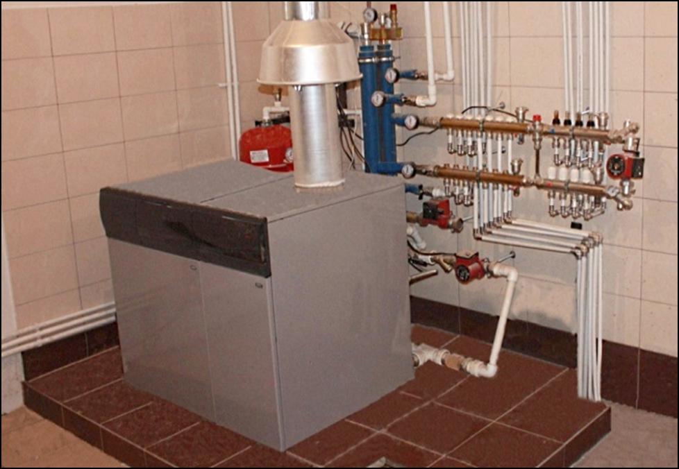 Производители газовых котлов