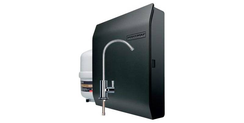 Проточный фильтр для питьевой воды