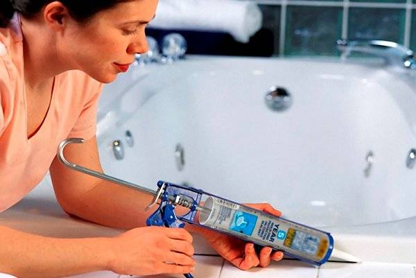 Как быстро высушить герметик