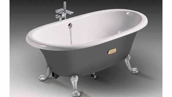 Вес чугунной ванны 170 см советского производства