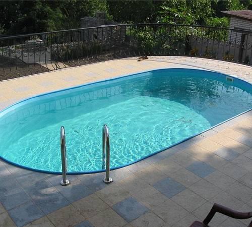 Емкость под бассейн