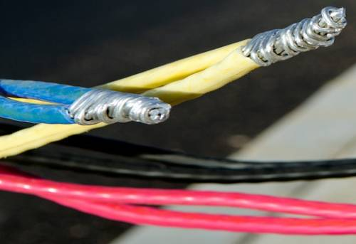 Правильное соединение проводов