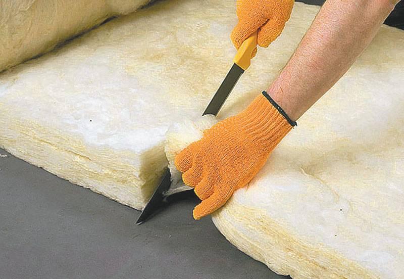 Минеральная вата для шумоизоляции стен
