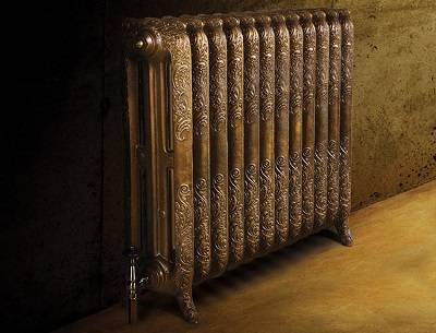 Радиаторы в стиле ретро