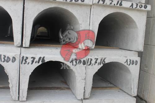 Лоток бетонный