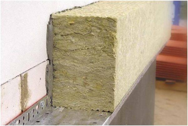 Звукоизоляция минеральной ватой