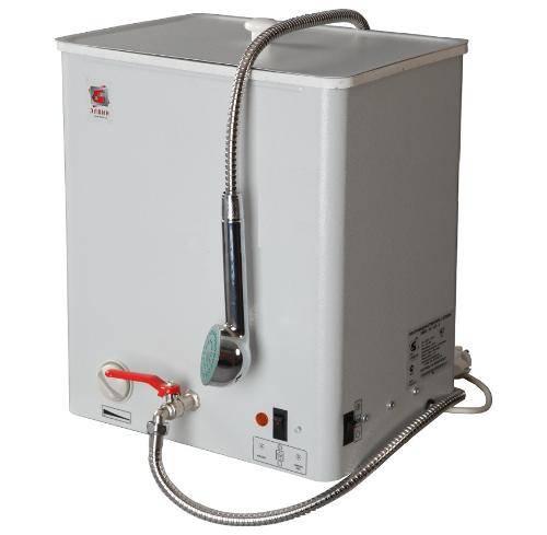 Наливной нагреватель воды для дачи
