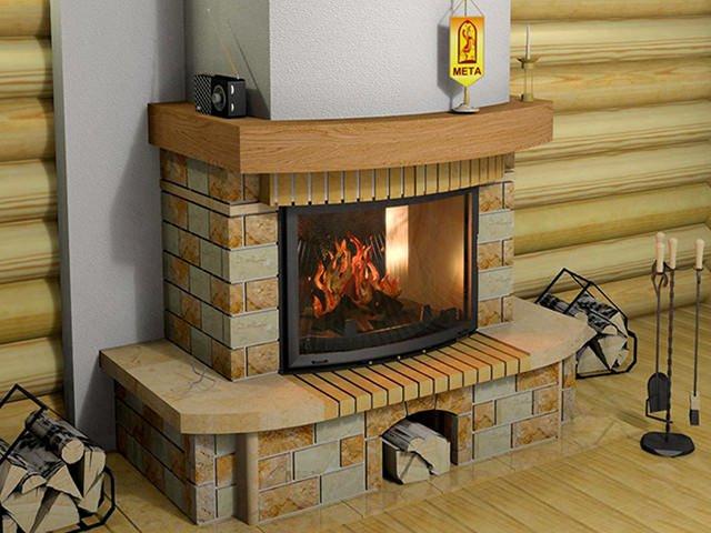 Печь камины для дома дровяные