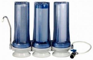 Фильтр для воды барьер или аквафор