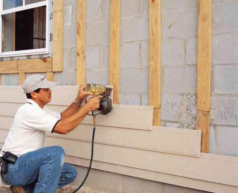Чем обшить дом из газобетона снаружи
