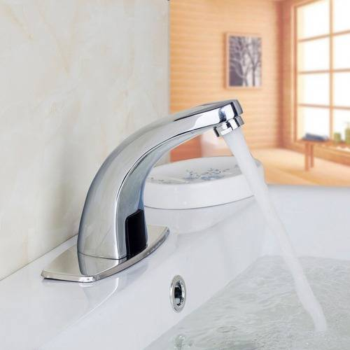 Сенсорный кран для воды