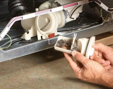 Почистить стиральную машину от запаха