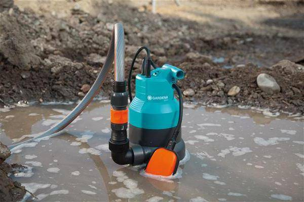 Центробежные насосы для грязной воды